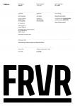 FRVR (Dan Friedlaender & Jan Vranovský)