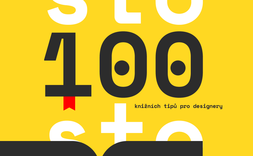 100 knih, které pomohly kúspěchu českým designérům