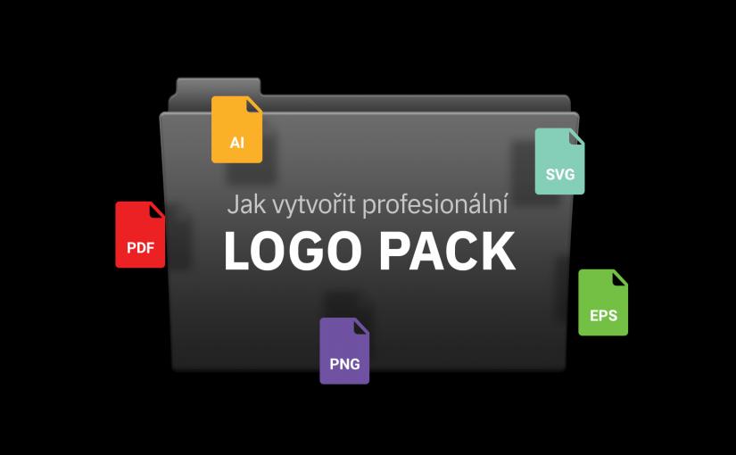 Jak znávrhu loga vytvořit profesionální LOGO PACK